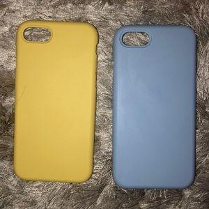 Silicone iPhone 7 Cases